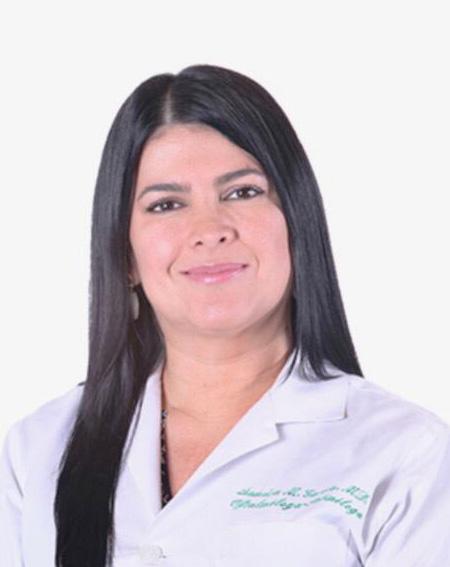 Dra. SANDRA GARCÍA RAMÍREZ